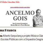 Jornal o Globo (Ancelmo Gois) – 30-07-2018