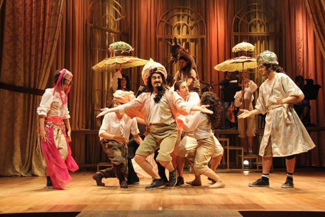 O Burguês Fidalgo - 2ª Oficina de Teatro Musical Cesgranrio