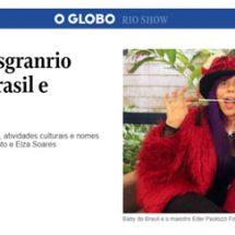Semana Cultural Cesgranrio abre com Baby do Brasil e orquestra sinfônica
