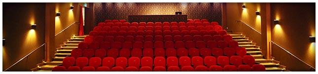 teatro - Centro Cultural Cesgranrio