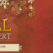 "Espetáculo ""Natal In Concert"" faz temporada no Teatro Cesgranrio"