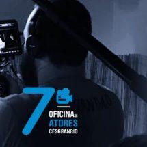 Oficina de Atores Cesgranrio 2019 revela resultado final