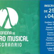 3ª Oficina de Teatro Musical Cesgranrio – 2019 – Regulamento