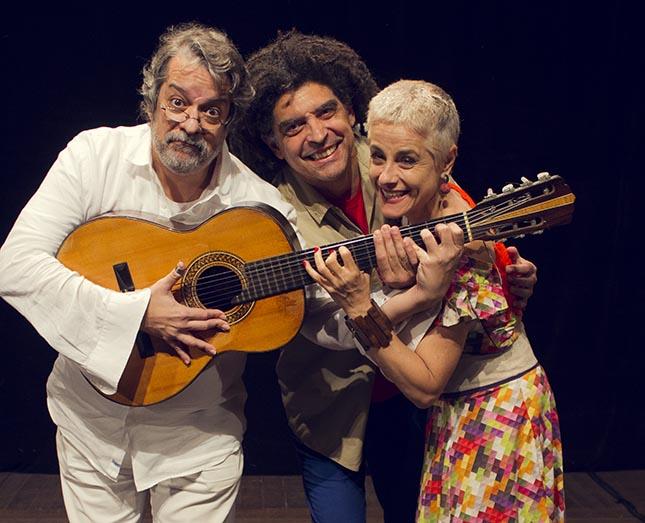 Breque Moderno - Teatro Cesgranrio