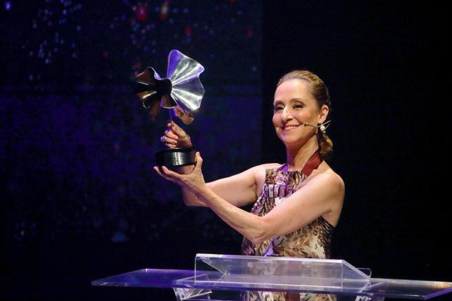 1º Prêmio Cesgranrio de Dança 2018/2019- apresentadora - Ana Botafogo