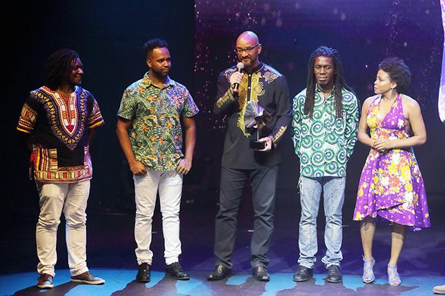 1º Prêmio Cesgranrio de Dança - VENCEDORES - Coletivo Negraação