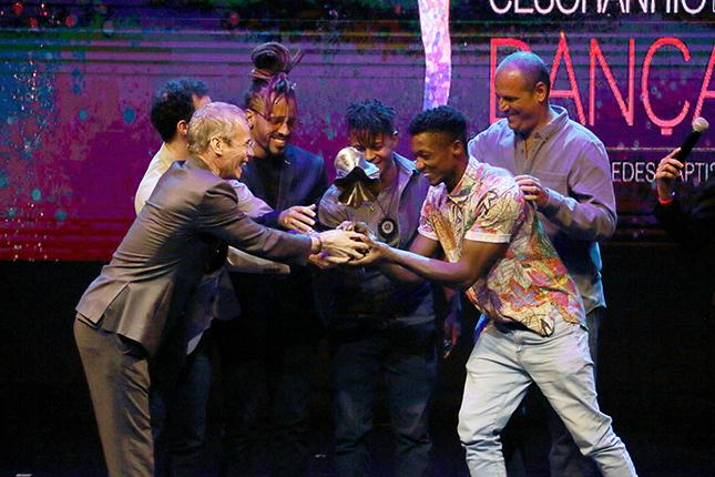 1º Prêmio Cesgranrio de Dança - VENCEDORES
