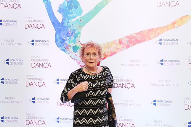 1º Prêmio Cesgranrio de Dança - Homenageada - Tatiana Leskova