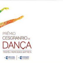 Cesgranrio premia o melhor da dança
