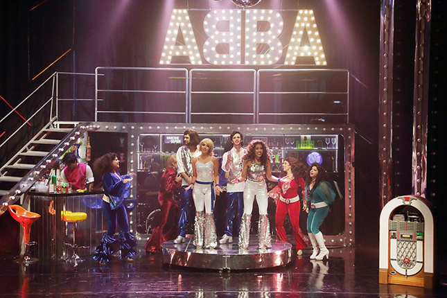 Abba - People Need Love - Teatro Cesgranrio - curta temporada