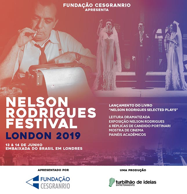 Nelson Rodrigues Festival - London - 2019