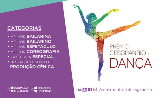 2º Prêmio Cesgranrio de Dança