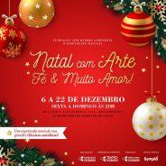 """Vem aí """"Natal com Arte, Fé e Muito Amor!"""" no Teatro Cesgranrio"""