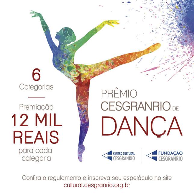 3º Prêmio Cesgranrio de Dança – Edição 2020/2021