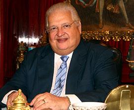 Carlos Alberto Serpa - Presidente